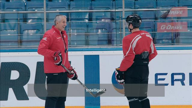 Bob Hartley - Coacher en Russie