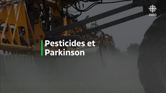 Pesticides et Parkinson