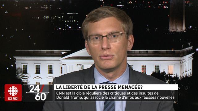 La liberté de la presse menacée?