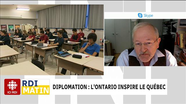 Diplomation : l'Ontario inspire le Québec