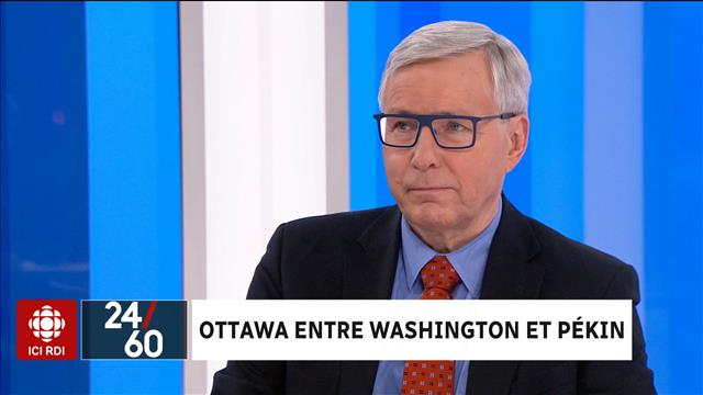 Ottawa entre Washington et Pékin