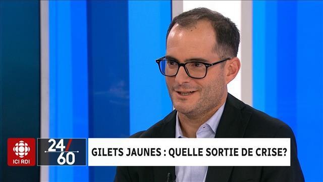 Gilets jaunes : la solution Macron