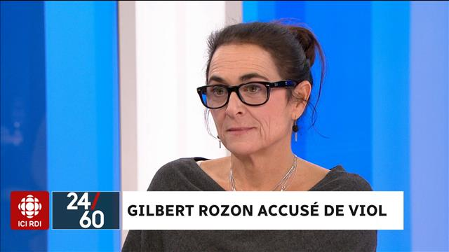 Gilbert Rozon accusé de viol