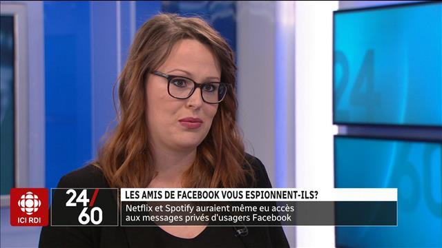 Les amis de Facebook vous espionnent-ils?