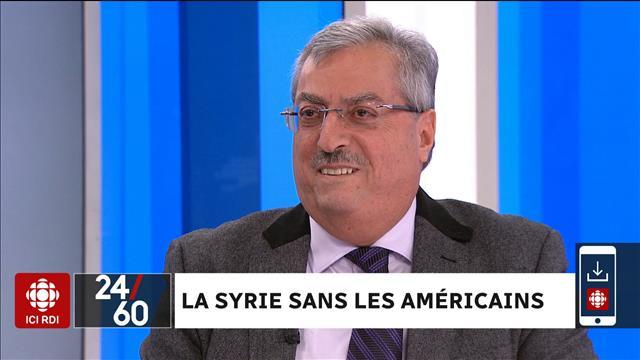 La Syrie sans les Américains