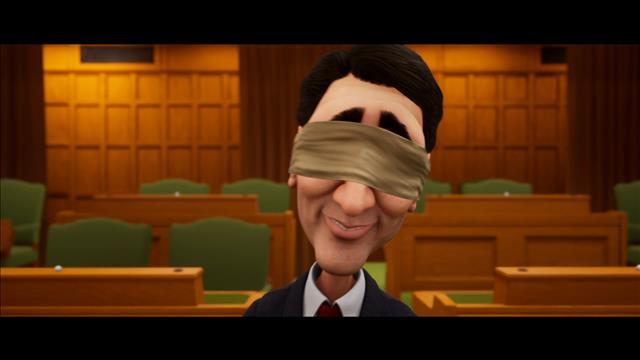 Trudeau Bird Box