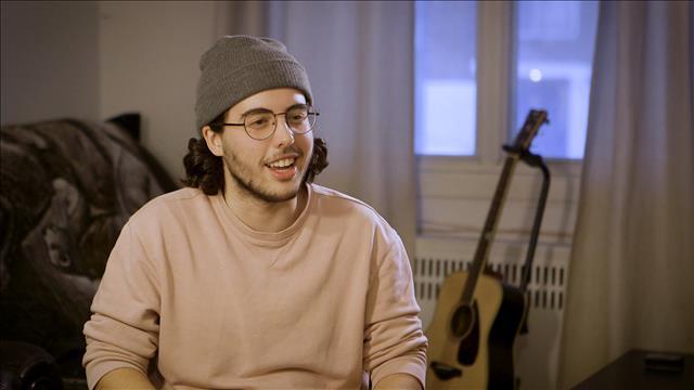 Étienne Galloy, acteur et scénariste