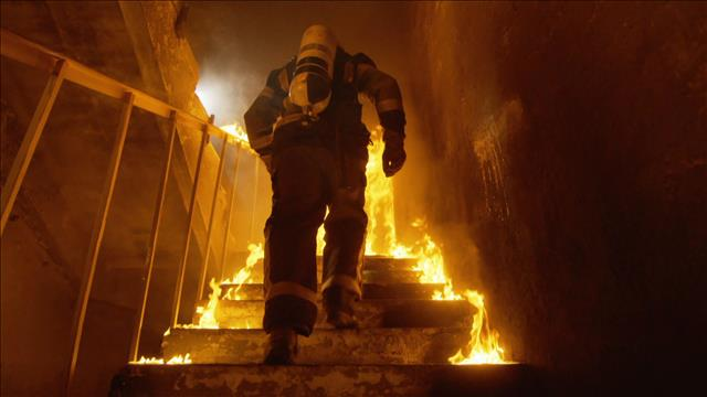 Pompier et cancer