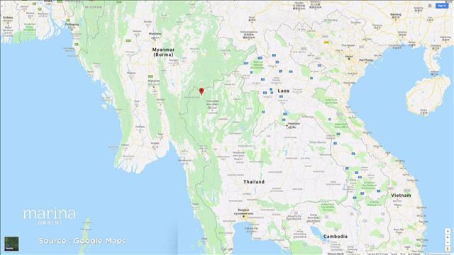 Des nouvelles de Jean-Michel Dufaux en Thaïlande