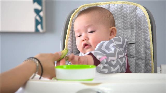 De l'arsenic dans les aliments pour nourrissons