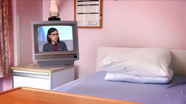 La télé dans les hôpitaux : une dépense pour les patients, une redevance pour les hôpitaux
