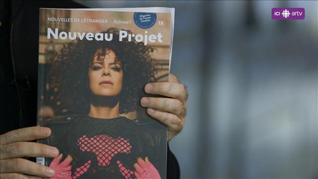 La petite suggestion de Jean-Sébastien : la nouvelle édition de « Nouveau projet »