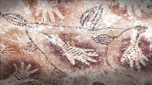 Caverne Bornéo