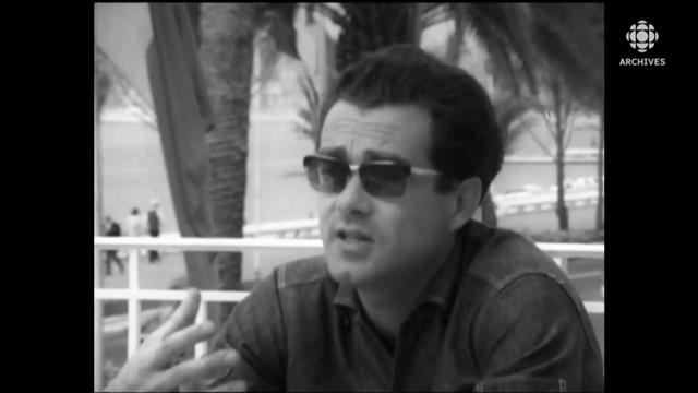 Michel Legrand à Cannes en 1964