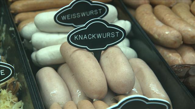 À la découverte des saucisses allemandes