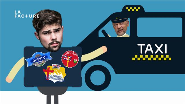 Le fin mot de la semaine sur les taxis qui exigent des frais pour vos valises