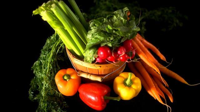 Le truc de l'épicerie: Légumes frais
