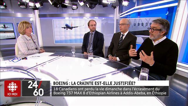 Boeing : la crainte est-elle justifiée ?