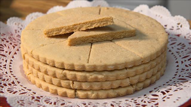 À la découverte des biscuits sablés à l'écossaise