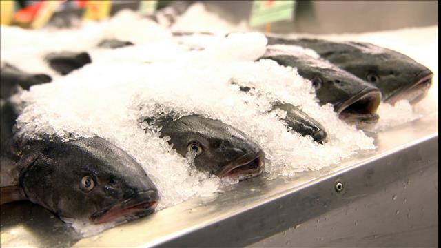 Des produits de la mer certifiés durables