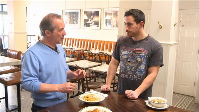 À la découverte de la nouvelle cuisine juive