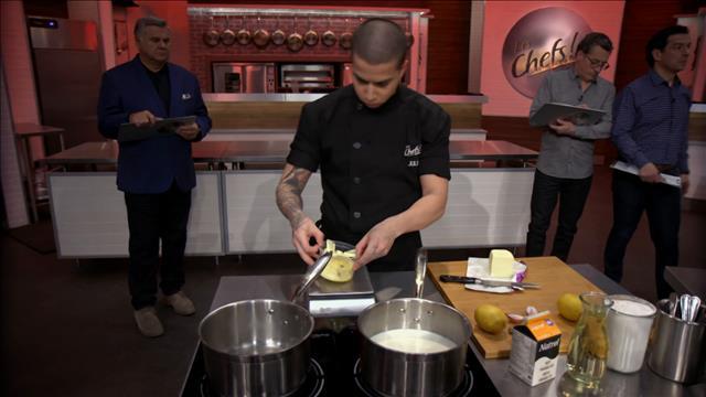 Réaliser un beurre nantais et une béchamel