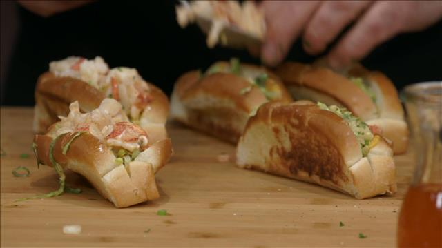 Comment faire des lobster rolls