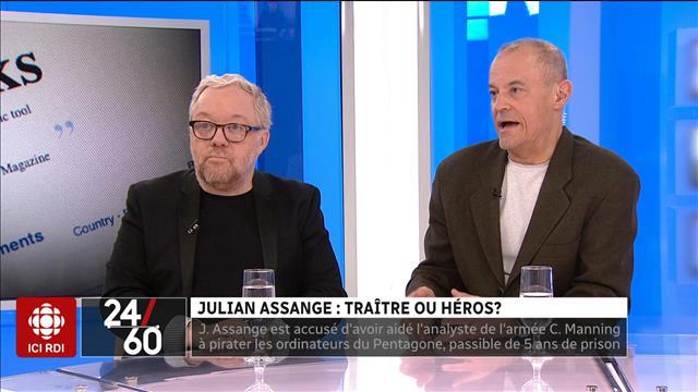 Julian Assange : traître ou héros?