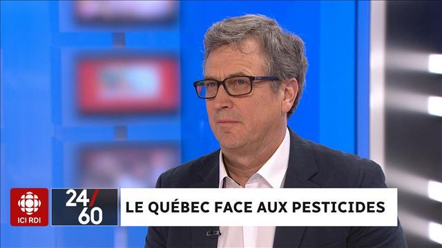 Le Québec face aux pesticides