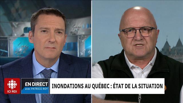 Inondations Au Quebec Etat De La Situation Videos Ici Radio Canada Ca