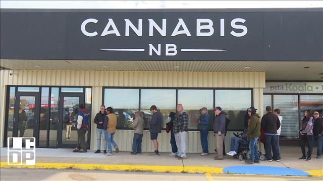 Déficit pour Cannabis Nouveau-Brunswick