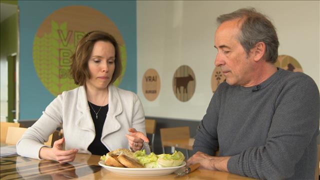 Les végé burgers envahissent la restauration