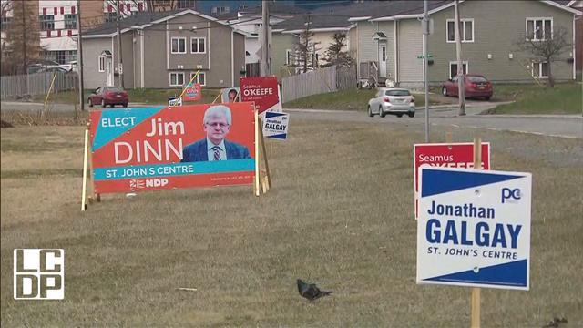Veille d'élections à Terre-Neuve-et-Labrador