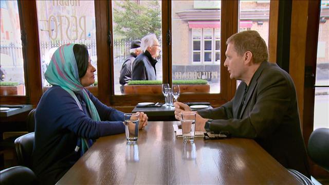 Asma Lamrabet, au-delà du voile