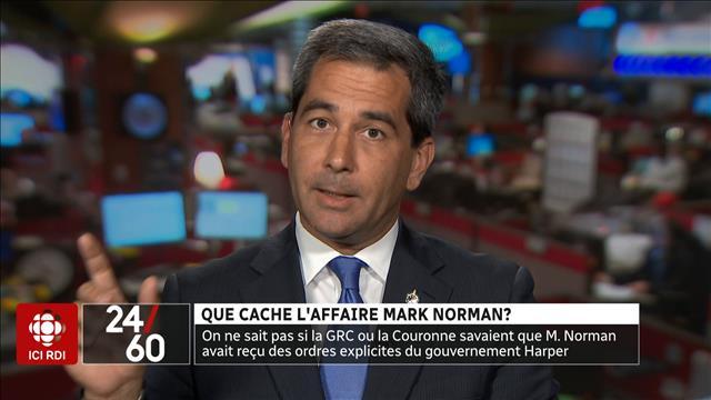 Que cache l'affaire Mark Norman ?