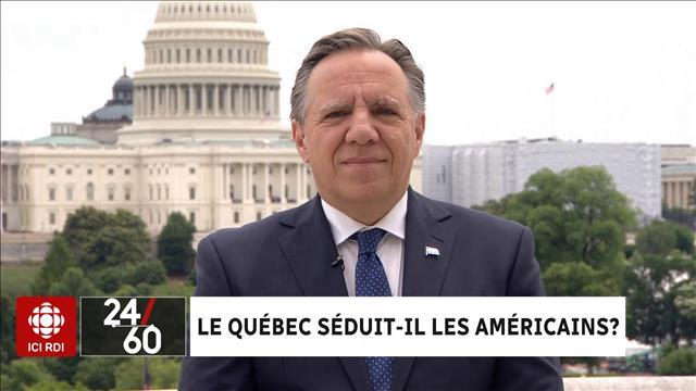 Le Québec séduit-il les Américains ?