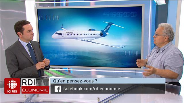La transformation de Bombardier