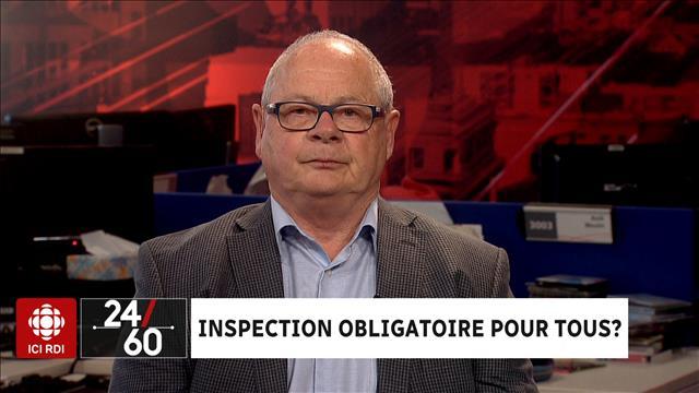 Inspection obligatoire pour tous ?