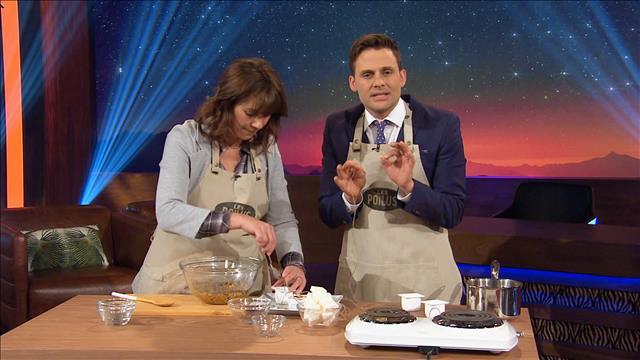La cuisine des Poilus : nourriture pour mangeoires d'oiseaux