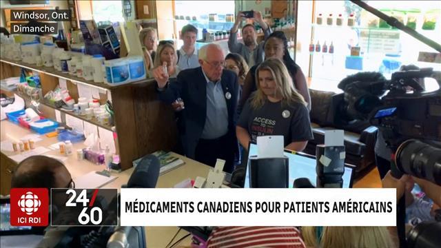 L'industrie pharmaceutique canadienne pourra-t-elle répondre à la demande des États-Unis?