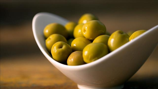 Le secret des olives noires