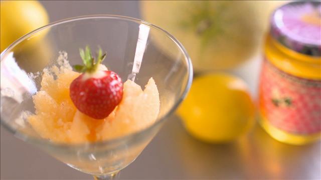 Des desserts glacés pour l'été