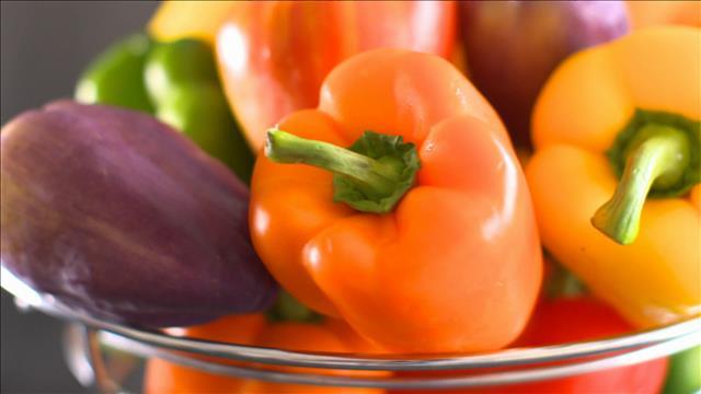 Le produit vedette de la semaine – Les poivrons verts, rouges ou jaunes