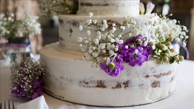 Les petits secrets des gâteaux de mariage