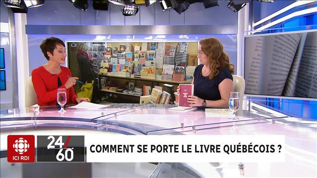 Comment se porte le livre québécois?