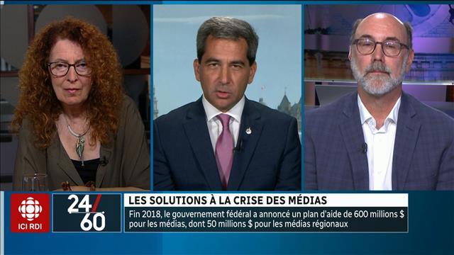 Les solutions à la crise des médias