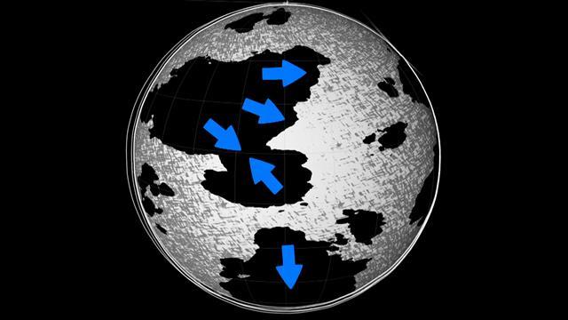 Chronique : Le pôle de rotation
