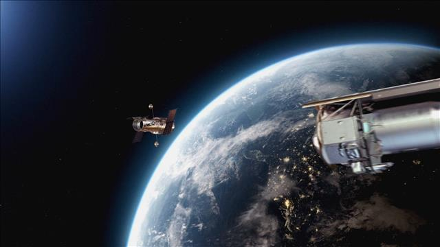 Flash-science : 2000 satellites