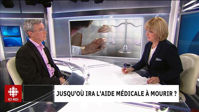 Jusqu'où ira l'aide médicale à mourir ?