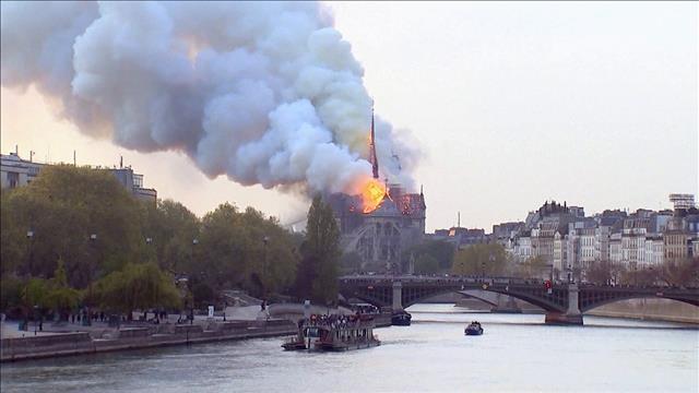 Chronique: Notre-Dame de Paris et plomb